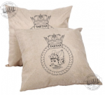 Ships Badge Cushion- official licenced product